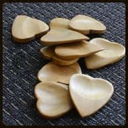 Heart Tones - Haldu - 1 Guitar Pick | Timber Tones
